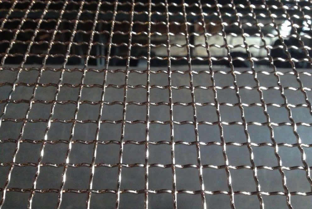 Stainless Steel Crimped Mesh - Anping Guangtong Hardware Wire Mesh ...